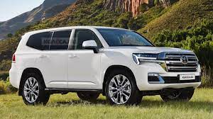 2022 Toyota Land Cruiser 300 Series ...
