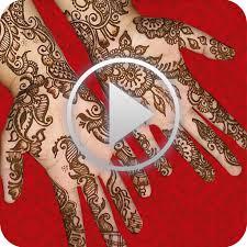 Latest Mehendi Designs Video Tutorials Pro Aplikace Na Google Play
