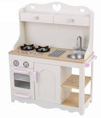 wooden toy kitchens for little girls and boys