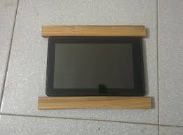 diy digital photo frame monitor fresh how to turn your old kindle fire tablet to a