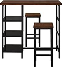 3 Piece Metal Pub Set - Amazon.com