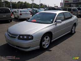 2005 Chevrolet Impala SS Supercharged in Silverstone Metallic ...