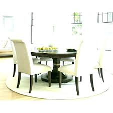 dining table rug size under ideal rules for room typical d