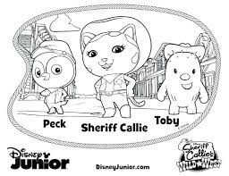 Doc Mcstuffins Coloring Pages Printable With Hulk Captain And