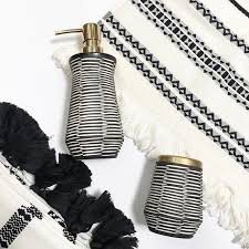 better homes and gardens bathrooms. i was so excited to find these tribal chic bathroom accessories! i\u0027ll take one of each please! found in-store and online. head below for direct links better homes gardens bathrooms