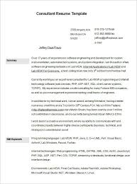 Business Consultant Resume Sample 13 Sample Business Consultant