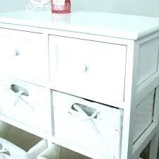 storage cabinet with wicker baskets white storage unit white storage unit with baskets 2 drawer shoe