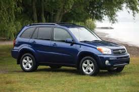 2001-2005 Toyota RAV4: fuel economy, competitors, problems ...