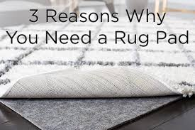 why you should use a rug pad