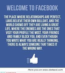Facebook Quotes Best Sooooo Trueeee I Am Done With Facebook Bye Bye Stalkers