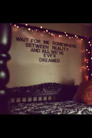 tumblr bedroom ideas quotes. Love The Quote And Lights! Tumblr Bedroom Ideas Quotes A