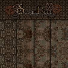 Steampunk Patterns Impressive Merchant Resource Steampunk Patterns 48 Textures For Poser And