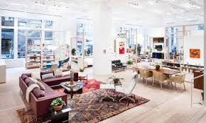here's a look inside herman miller's new ny flagship store