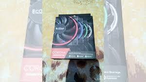 Кулер <b>PCCooler Corona</b> White <b>120 mm</b> PWM <b>Fan</b> купить в ...