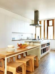kitchen island table combination. Delighful Kitchen Kitchen Island Table Combo For Small  Islands With  In Kitchen Island Table Combination