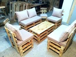 wood pallet furniture. Brilliant Furniture Wooden Pallet Garden Furniture  Pallets Seating Set Intended Wood Pallet Furniture E
