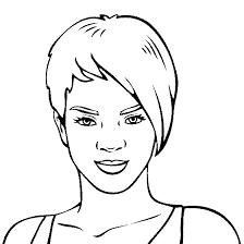 Small Picture Luxury Nicki Minaj Coloring Pages 29 For Your Picture Coloring