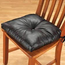 chair cushion pads leather seat pads for chairs leather chair cushions and pads chair cushion pads