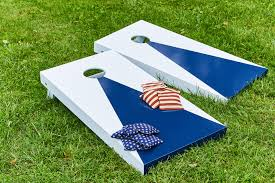 Cornhole Board Design Ideas How To Build Cornhole Boards For The Best Outdoor Party