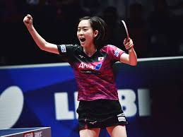 japan women cruise past unified korea team to reach world team table tennis championships final the japan times