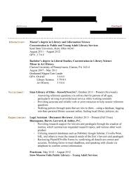 Library Clerk Sample Resume Library Resumes Library Resume Hiring Librarians Quinlisk Resume 15