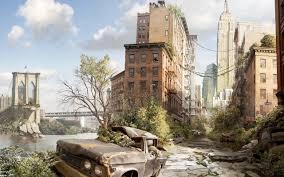Resultado de imagen de apocalyptic town