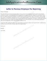 Resume Duty After Leave Letter Maternity Leave Letter Format
