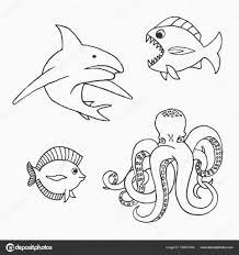 Disegni Per Bambini Colorati Disney Di Classe Squalo Disegno Per