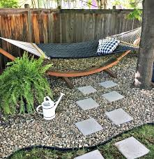 create a beautiful new look for your backyard by adding a simple diy paver stone path
