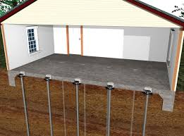 causes repair solutions for ed sinking concrete floors