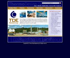 Tde Thermo Design Thermodesign Competitors Revenue And Employees Owler