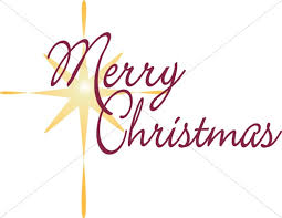 religious merry christmas clip art. Merry Christmas And Natal Star In Religious Clip Art