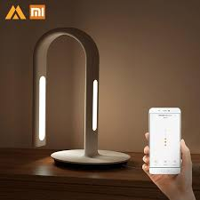 <b>Original Xiaomi Mijia LED</b> Desk/Table Lamp 2nd Smart App Control ...