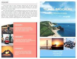 Travel Agency Flyers Sample Tour Flyer Template Tourism Psd Handtype