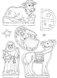 Knutselen Kerstmis Kerststal Maken Peuter Kleuter Christmas
