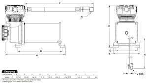 amazon com air lift 23480 viair 480c air compressor dual pack schematic of the viair 480c air compressor