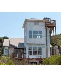 beach house plan h2306b