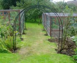 Small Picture Metal Garden Arch Inspiration and Design Ideas for Dream House