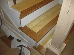 Image Of: Laminate Flooring Bullnose Stairs Step