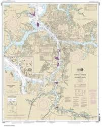 James River Depth Chart 12253 Norfolk Harbor And Elizabeth River Nautical Chart