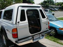 Have/Want/Need | Toyota Tacoma | Truck camper shells, Pickup camper ...