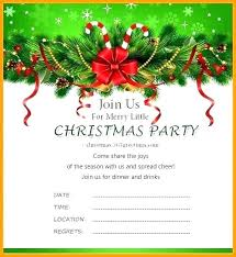 Company Christmas Party Invites Templates Cool Company Christmas Party Invitation Templates Pictures