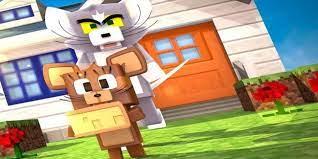 Tom and Jerry Mod for Minecraft pour Android - Téléchargez l'APK