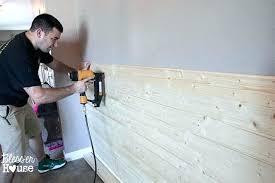 shiplap wall cost cost of vs faux wall 7 of walls cost vs drywall interior shiplap