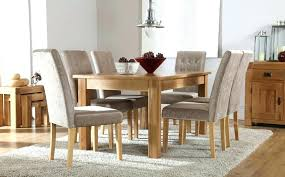 dining set 6 chairs full size of extending dining table 6 chairs oak solid round and