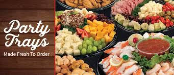 when it is time to celebrate food city s fresh made to order party trays can help