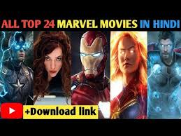 marvel s in hindi in mp4 and