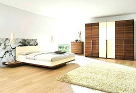 beds low to the floor bed frame white contemporary bedroom furniture black gloss paint wooden