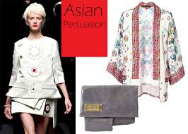 Trend To Try: 10 Asian-Inspired Fashion Finds To Join This Season's  Far-East Movement