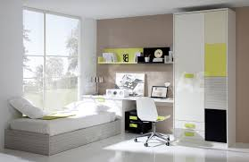 Modern Bedroom Furniture Los Angeles Furniture 12 Model Apartment Room Decor With Twin Bedding Teen